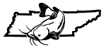Tennessee Catfish v2 Decal Sticker