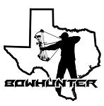 Texas Bowhunter v3 Decal Sticker