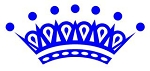 Tiara Crown v3 Decal Sticker