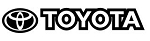 Toyota v4 Decal Sticker