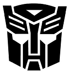 Transformers Decals Stickers