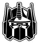 Transformers Decepticon v2 Decal Sticker