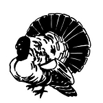 Turkey v1 Decal Sticker