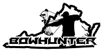 Virginia Bowhunter v3 Decal Sticker