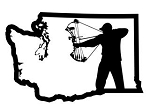 Washington Bowhunter v1 Decal Sticker