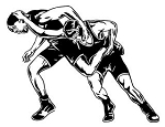 Wrestling v6 Decal Sticker