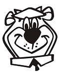 Yogi Bear Decal Sticker