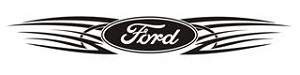 Ford Tribal v5 Decal Sticker