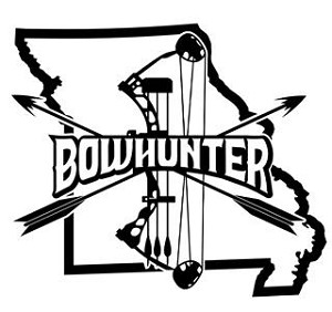 Missouri Bowhunter v2 Decal Sticker
