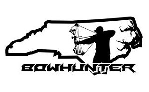 North Carolina Bowhunter v3 Decal Sticker