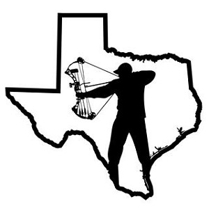 Texas Bowhunter v1 Decal Sticker