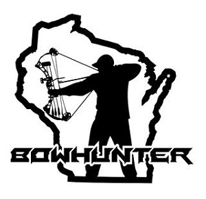 Wisconsin Bowhunter v3 Decal Sticker